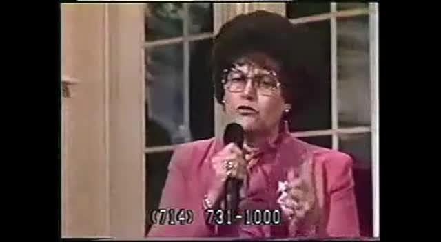 Betty Baxter Testimony, pt.1