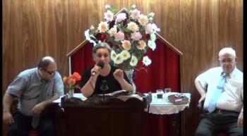 Dispuesto a recibir toda bendición de parte de Dios. Hna. Viviana Garcia. 04-12-2012