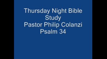 South Philadelphia Prayer Community Bible Study 12/27/12