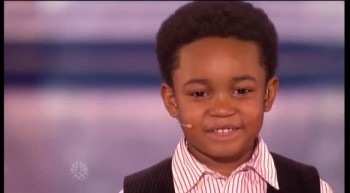 Adorable 6 Year-Old Steals The Show With His Singing, Dancing…and Cuteness!