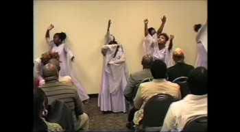 Throne Room Worship Center Dancers