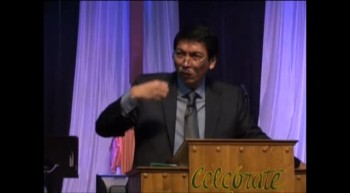 Pastor Preaching - December 23, 2012