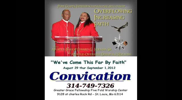 2012 Holy Convocation