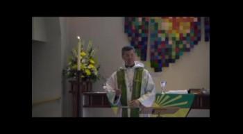 Sermon Sept. 23, 2012