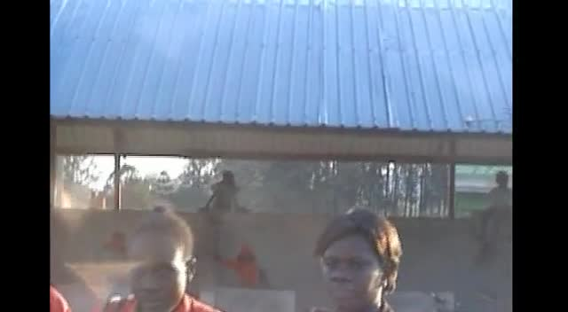 philip Machimbo Preaching In a Gospel crusade