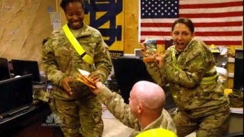 Woman Starts Organization to Adopt Soldiers