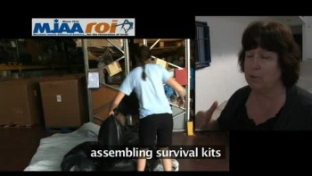 MJAA - Sderot Warehouse Survival Kits