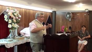 Palabras de ánimo y de Fe para el cristiano. Pastor Daniel Garcia. 6-01-2013