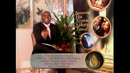 Unveiling the new man pt1-by Pastor Tayo Ladejo