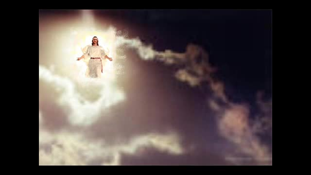 I Had A Dream That I Seen Jesus In The Sky