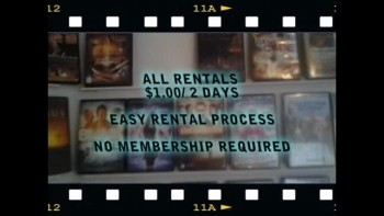 EF Video Rentals