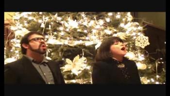 Navidad con Ricardo y Yasmin.Christmas songs