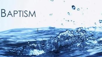 Baptism - 1/6/2013