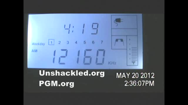 Unshackled Reception Report