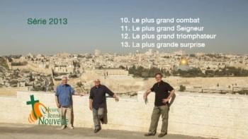 Titres des émissions de la série 2013