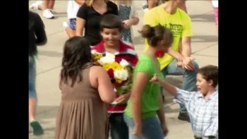 Flash Mob Proposal aired by KY3 News