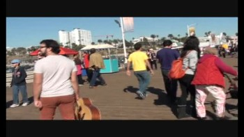 Praia de Santa Monica_