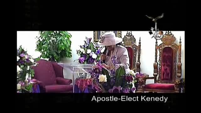 Apostle Kennedy