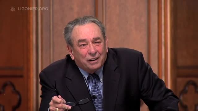 R.C. Sproul on God's Being and Apologetics