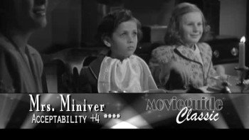 MRS. MINIVER classic review