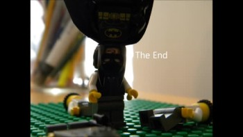 LEGO Batman Short III