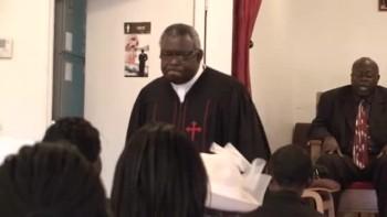 Rev. Herbert Young