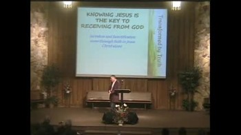 Knowing Jesus ~ March 4, 2012