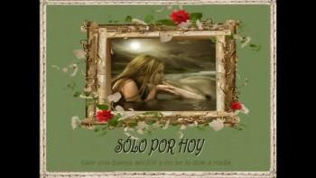 SOLO POR HOY | ALIANZA DE AMOR