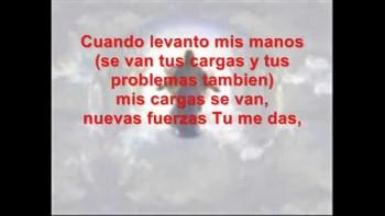 LEVANTO MIS MANOS | ALIANZA DE AMOR