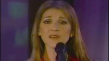 Celine Dion in a Gorgeous Performance of A Mother's Prayer