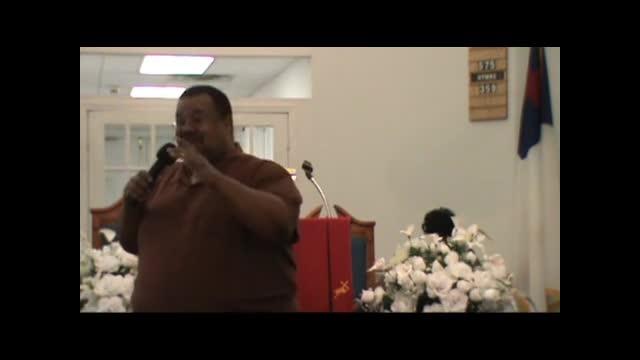 Elder Kenny Yates, Sr