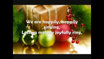 Happily Singing