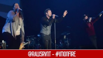The Story Tour's #onfire (@TheStoryLives @Rawsrvnt @JeremyCamp @AmyNPerry)