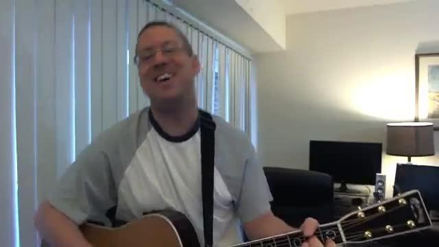 Eyes On The Master (Original, Acoustic)
