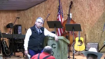 2013-01-27 Reverend Bill's Message