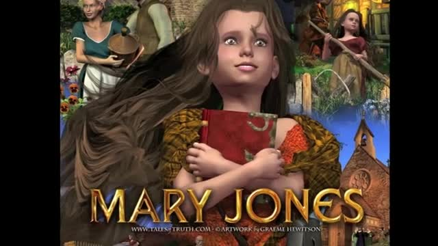 MARY JONES Story from TALESofTRUTH