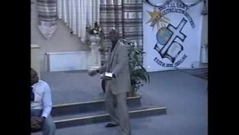 Pastor T.D. Joseph