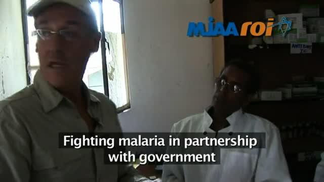 MJAA - Battling Malaria