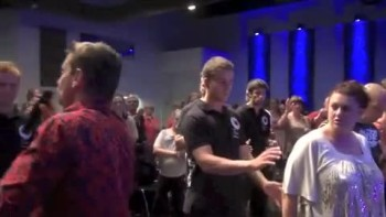 Lady born deaf miraculously healed