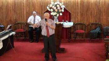 Permaneciendo en el proporisto de Dios. Pastor Walter Garcia. 20-01-2013