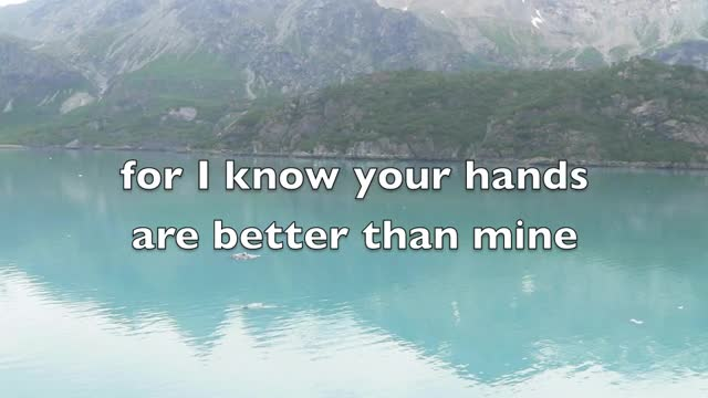 Better Hands Lyric Video