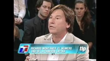 TESTIMONIO DE RICARDO MONTANER EN TN