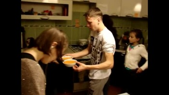 Making Jello in Ukraine