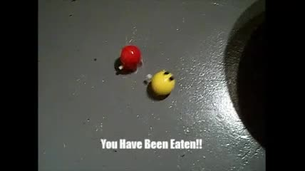 Pac-Man Wind-Ups!