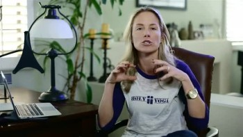 """""""Reveal"""" Christian Yoga Daily Meditation with Brooke Boon Founder of Holy Yoga"""