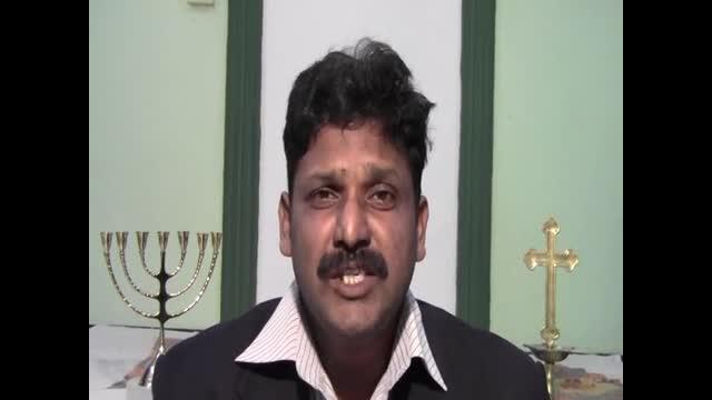 Rev Dr Gnana