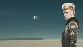 Colton Dixon - Rise (Official Lyric Video)