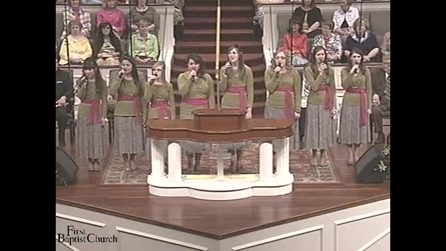 I Know It's Real - FBC Teen Girl's Ensemble
