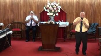 Recibiendo un milagro mediante la Fe. Pastor Walter Garcia. 27-01-2013