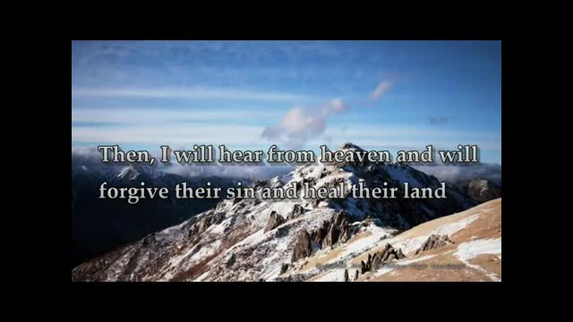 Warning, Repent and Turn to the Lord!! 2 Chronicles 7:14.mp4